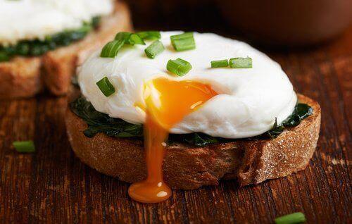 τρώτε αβγά κάνει καλό