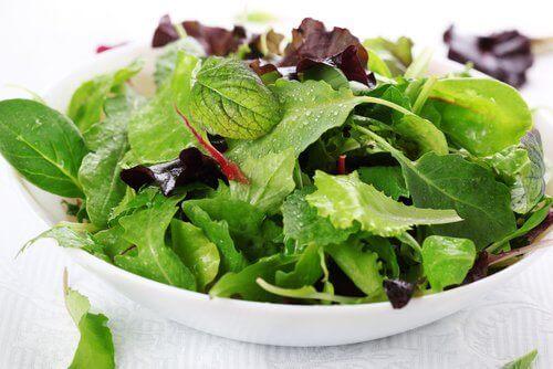 Σαλάτες λαχανικών αν έχετε καούρα