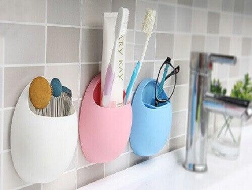 Θήκες για οδοντόβουρτσες