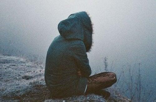 Χαμένη στο κρύο
