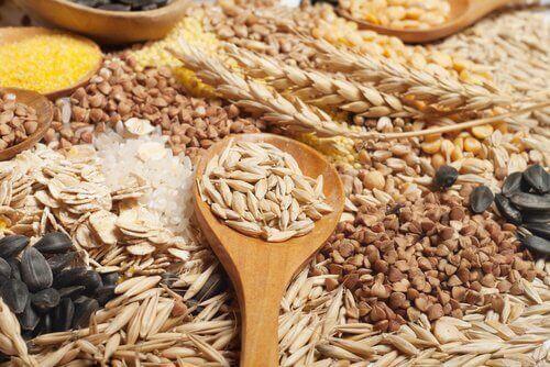 Δημητριακά ολικής αλέσεως - να ενισχύσετε τη δίαιτά σας