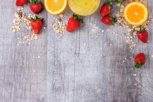 Πορτοκάλια και φράουλες καταπολεμήσετε την αλωπεκία