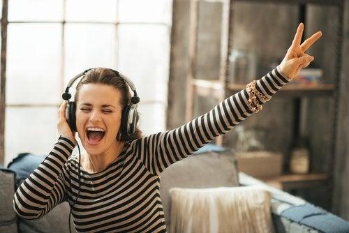 η μουσική επηρεάζει την διάθεση