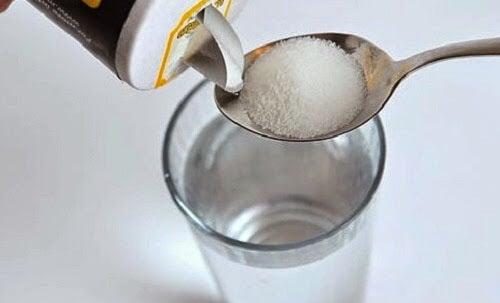 Πρησμένα ούλα - Νερό με αλάτι