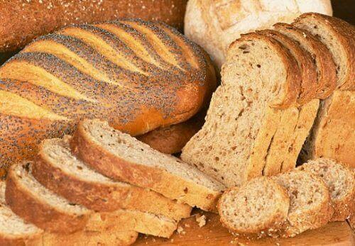 ψωμί ολικής για να κοιμάστε καλύτερα