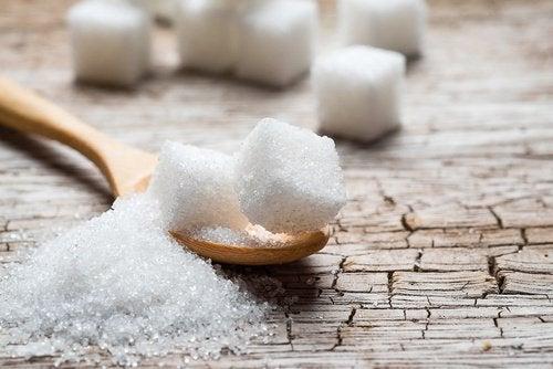 λευκή ζάχαρη