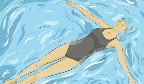 Η κολύμβηση βελτιώνει την υγεία σας σημαντικά!