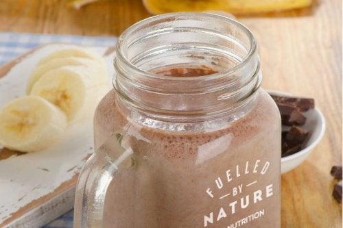 3 smoothies για την υγεία σας πλούσια σε μαγνήσιο: καταπληκτικό!