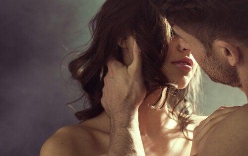 Φιλί, ερωτογενείς ζώνες