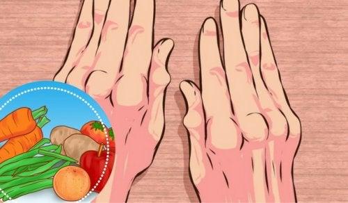 Αρθρίτιδα: 5 απλές τροφές να γίνουν μέρος της διατροφής σας!