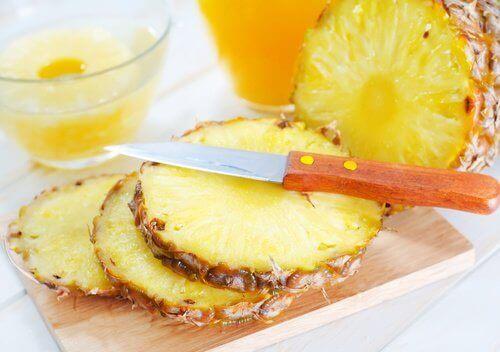 8 οφέλη της καθημερινής κατανάλωσης ανανά. Μάθετε ποια είναι