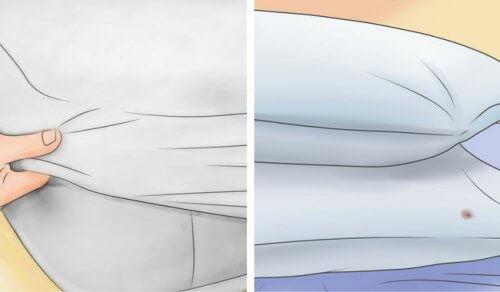 Πώς να καθαρίσετε το στρώμα και το μαξιλάρι σας