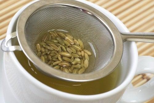 τσάι από μάραθο καταπολεμούν τη δυσπεψία
