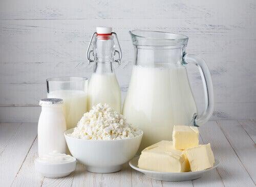 Γαλακτοκομικά προϊόντα κατά της έλλειψης σεροτονίνης;