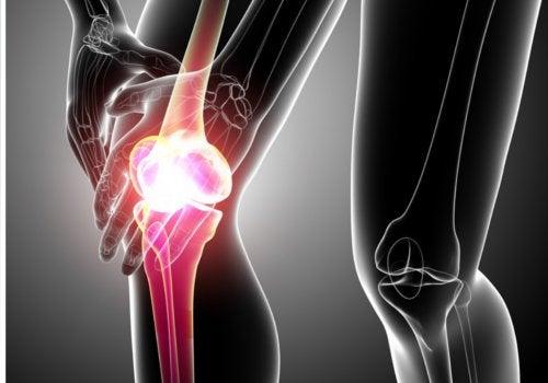 Γόνατο με τενοντίτιδα- πόνος στον γοφό