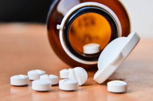 ασπιρίνη για την αφαίρεση των κάλων