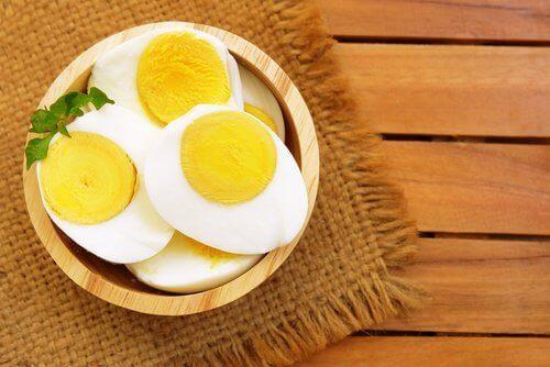 Αβγά στο πρωινό γεύμα