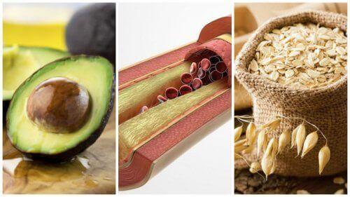 8 τροφές για τον έλεγχο των υψηλών τριγλυκεριδίων