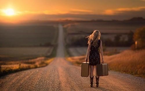 Εάν σταματήσατε να νοιάζεστε, μάθετε να προχωράτε