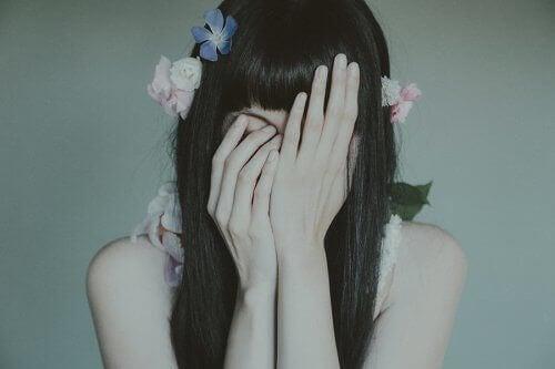 Γυναίκα που κλαίει- η σημασία του κλάματος
