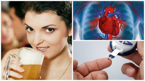 Ωφέλειες της μπύρας για τον οργανισμό που δεν γνωρίζατε