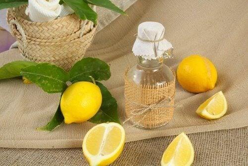 Λεμόνια και αλάτι