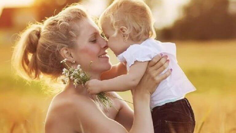 παιδί, μητέρα, ανατροφή των παιδιών