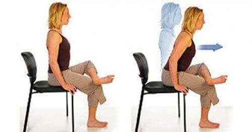 καρέκλα, γυναίκα