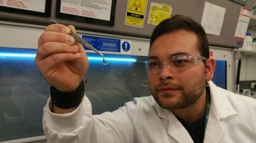 Κερατοειδείς υδρογέλης που μπορούν να δώσουν όραση σε εκατομμύρια