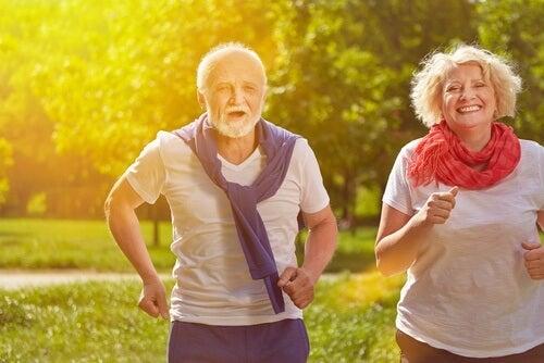μη πρόσληψη βάρους με την πάροδο της ηλικίας