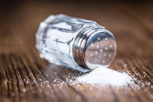 αλάτι και κατακράτηση υγρών