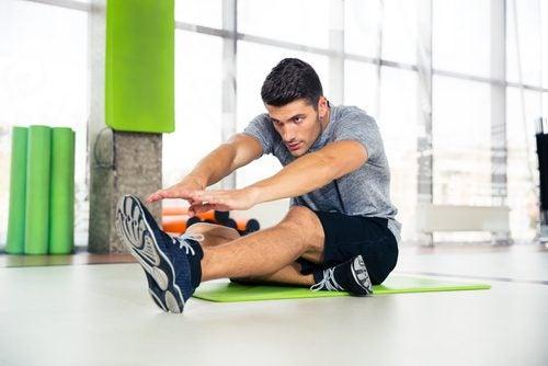 γυμναστική για την κατακράτηση υγρών