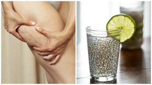 Ιαματικός χυμός λιναρόσπορου για την καταπολέμηση της κυτταρίτιδας