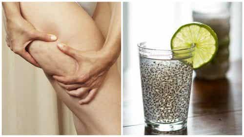 Χυμός λιναρόσπορου για την καταπολέμηση της κυτταρίτιδας