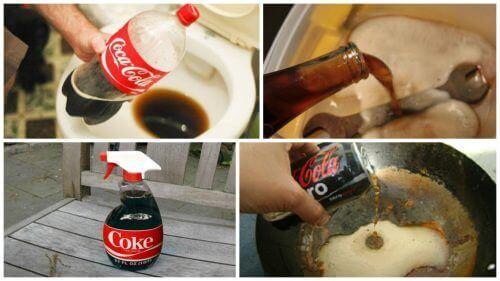 Μάθετε τις 8 πιο περίεργες χρήσεις της Coca-Cola στο σπίτι