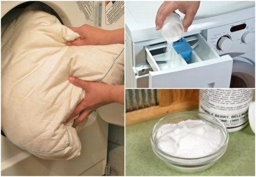 5 έξυπνα κόλπα για να έχετε φρέσκα και καθαρά μαξιλάρια