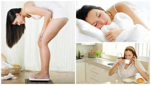 6 πρωινές συνήθειες που σας κάνουν να παίρνετε βάρος