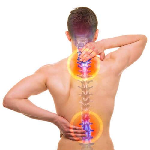 Πόνος στο κάτω μέρος της πλάτης: πλάτη