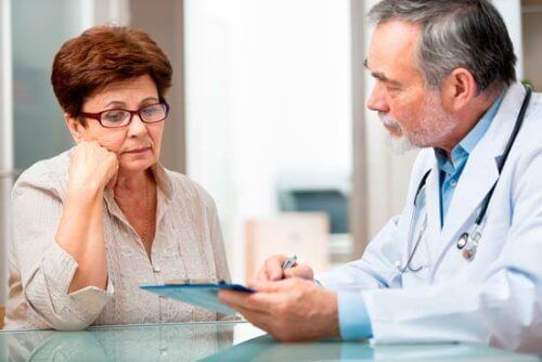 γιατρός, ραντεβού- την ρευματοειδή αρθρίτιδα