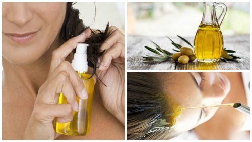 6 τρόποι για μαλλιά σας πιο όμορφα με τη χρήση του ελαιόλαδου