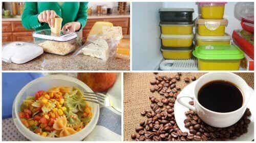 7 τροφές που δεν θα πρέπει να αποθηκεύονται ποτέ σε πλαστικό