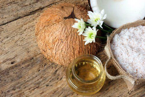 καρύδα, αιθέριο έλαιο- θεραπείες που αναζωογονούν το δέρμα