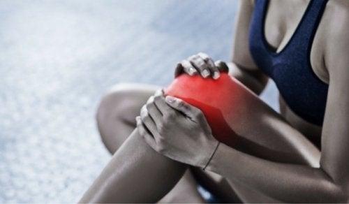 φλεγμονή σε γόνατο