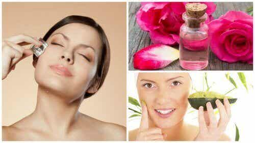 6 τεχνικές για υγιή, σφιχτά μάγουλα. Δοκιμάστε τες και εσείς