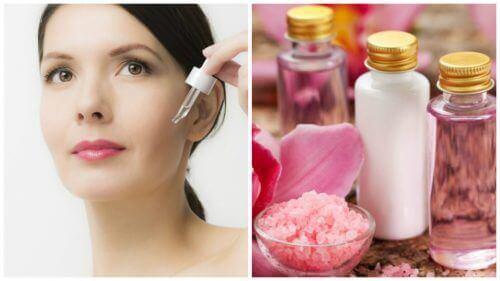 4 θεραπείες που συσφίγγουν και αναζωογονούν το δέρμα σας