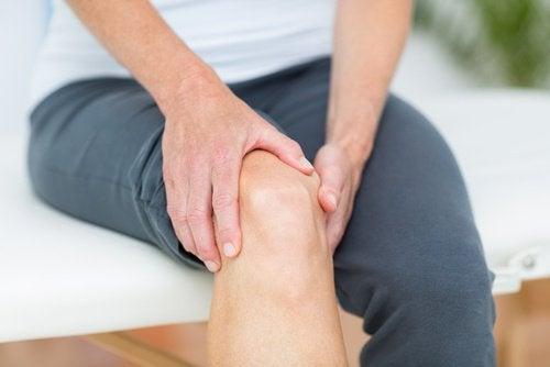 Ανακούφιση μυϊκού πόνου στις αρθρώσεις