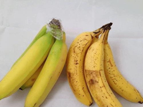 μπανάνες, για να διατηρήσετε τα τρόφιμα φρέσκα