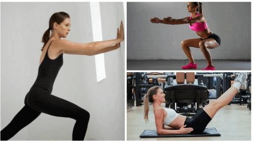 6 τρόποι για ενδυνάμωση του σώματος χωρίς μηχανήματα