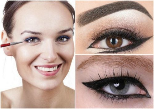 6 διαφορετικές και αξιοζήλευτες ιδέες για το μακιγιάζ των ματιών