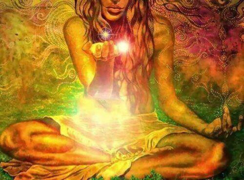 Γυναίκα με ελεύθερο πνεύμα